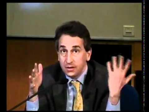 Christian Walter - Ethique et crise financière - conférence CNAM
