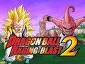 DragonBall Raging Blast 2 SSJ3 Gotenks VS Kid Buu Live Commentary mp3