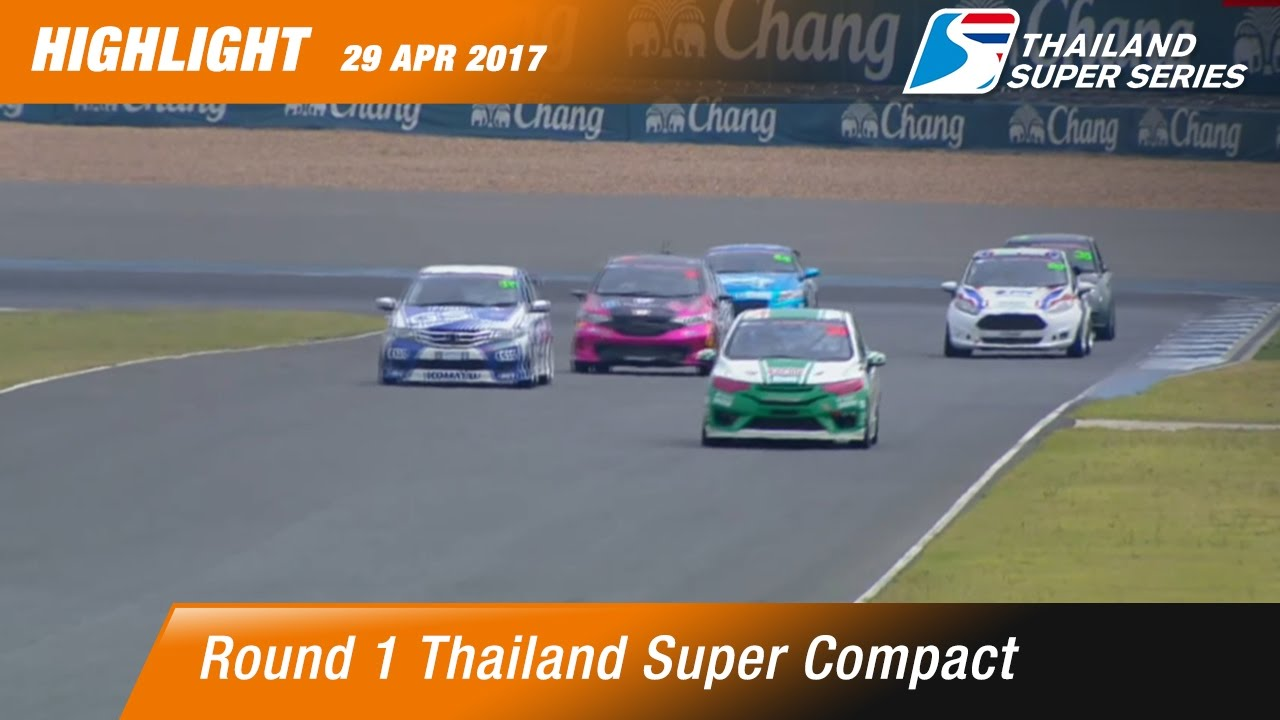 Highlight TH Super Compact Rd.1 | Chang International Circuit, Buriram