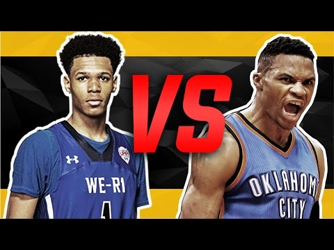 Trevon Duval vs Russell Westbrook: The...