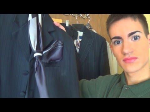 Professional Men's Suit & Coat Fitting Session (3D / Binaural ASMR)