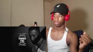 Lecrae Hammer Time Audio Ft 1k Phew Reaction