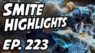 Smite Daily Highlights   Ep. 223   Incon, Funballz, Weak3n, HiRezTV, Wolfy2032, NShadow, XenoTronics