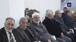 بيت عرس للشهيد عمر أبو ليلى في الزرقاء - (22-3-2019)