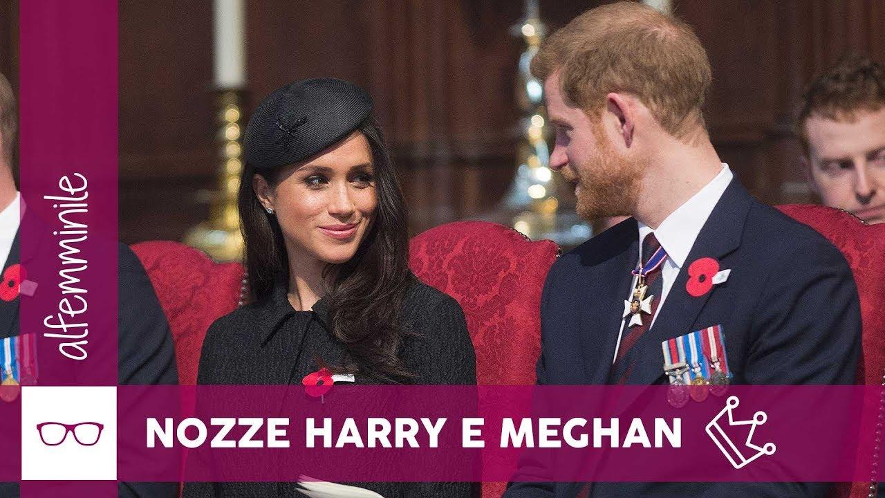 Matrimonio Harry In Chiesa : Matrimonio harry e meghan: data chiesa invitati costo e tutti i