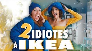 2 IDIOTES À IKEA || Léna Situations