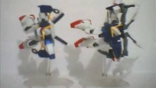 Wing Gundam and Wing Gundam Zero Custom Get Down/Geddan 「ゲッダン☆」