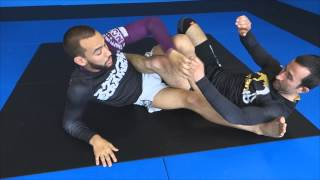 Leg submissions from X-Guard (Heelhooks, Kneebars, Anklelocks, Calf Slicers)