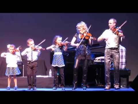 NATALIE MACMASTER AND