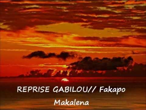 REPRISE GABILOU // Fakapo Makalena !!! ofa atu