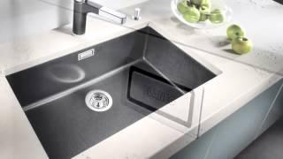 кухонные мойки BLANCO SUBLINE SILGRANIT(Кухонные мойки нижнего монтажа BLANCOSUBLINE Наши менеджеры с радостью помогут Вам подобрать наиболее оптимальн..., 2014-09-22T15:25:15.000Z)