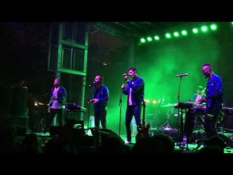 Capital Cities Vowels (NEW SONG) LIVE at Cultivate Festival