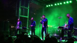 Capital Cities Vowels NEW SONG LIVE At Cultivate Festival