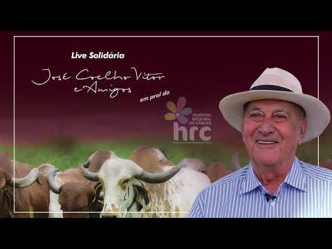Depoimento LIVE SOLIDÁRIA JCV e Amigos