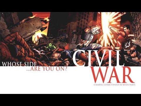 Marvel Civil War - 008 - Ben Grimm