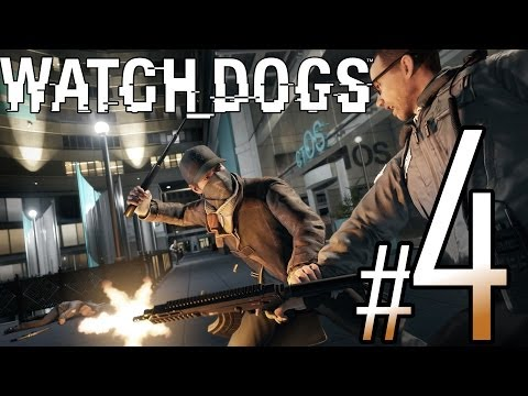 Watch Dogs Gameplay Walkthrough HD - Cash Run - Part 4 [No Commentary]