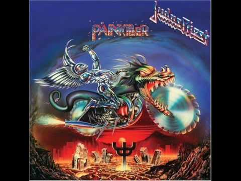 Judas Priest-  Between The Hammer And The Anvil With Lyrics