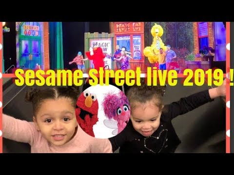 Sesame Street Live 2019 Madison Square Garden Nyc City Kids Youtube