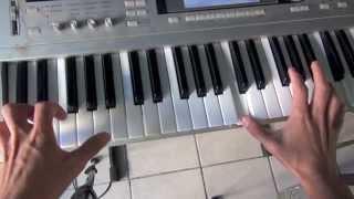 Como Tocar Salsa En El Piano(Tutorial)Montunos