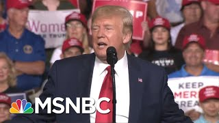 Donald Trump Makes Up A Lot Of Awards | All In | MSNBC