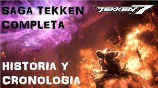 Tekken | Historia y Cronología de Todos los juegos de la Saga | DobleT | Links
