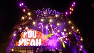 "AC/DC - YOU SHOOK ME ALL NIGHT LONG - München 19.05.2015 (""Rock Or Bust""-Worldtour 2015)"