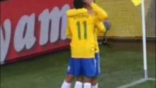 Футбол, Чемпионат Мира 2010   ГОЛ и танец 2(, 2010-06-17T06:26:36.000Z)