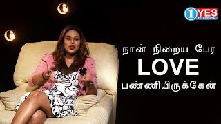 INTERVIEW WITH SERIAL ACTRESS THARA   STAR GALATTA  1YES TV