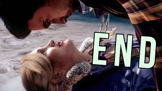 Saving Everyone // Until Dawn // Ending - Final