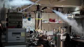 IBM Research and CIQUS Scientists First to Image  Short-lived Molecules