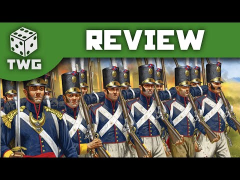 Warlord Games Review: Black Powder Napoleonic Portuguese Line Infantry