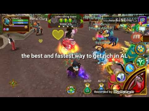 Arcane Legends How To Get RICH NO MERCHING OR FARMING!!! (MUST WATCH)