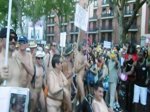 nudismo gay madrid