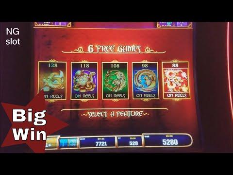 5 Treasures Slot Machine ★Big Win★ Bonus and Nice Line Hit ! Live Slot Play - 동영상