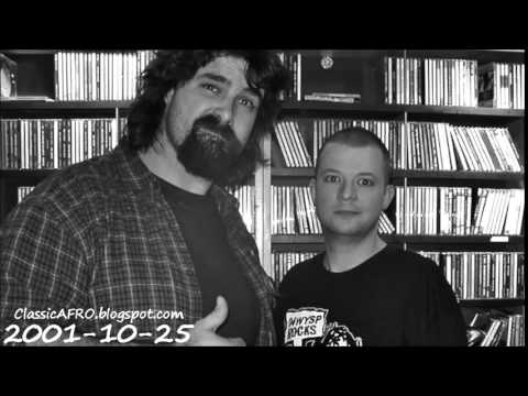 Opie & Anthony WNEW 2001-10-25