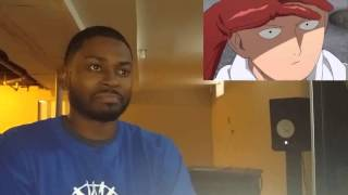 One Punch Man Episode 6 The Terifying City REACTION