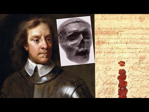 The Curious Tale Of Oliver Cromwell's Head (British History)