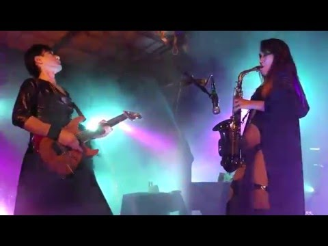 Sigh  The Knell  at Metal Magic VIII 2015