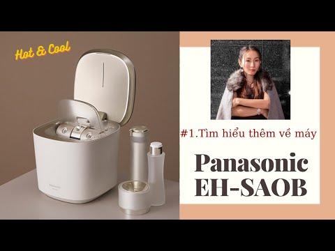 Máy xông mặt Panasonic Eh-Sa0B