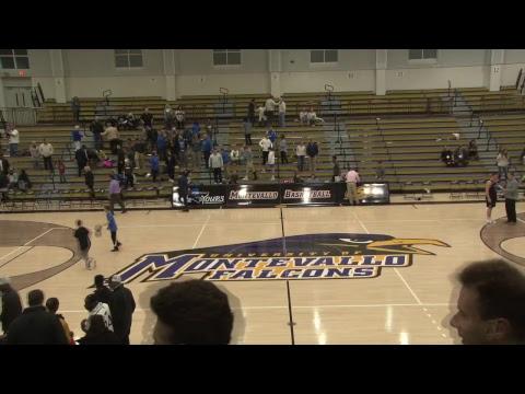 UM Basketball vs West Georgia
