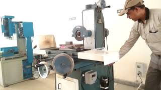 SURFACE GRINDING MACHINE IN HINDI