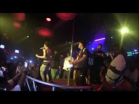 RICH HOMIE QUAN PERFORMS ALL HIS HITS LIVE ON GINTV