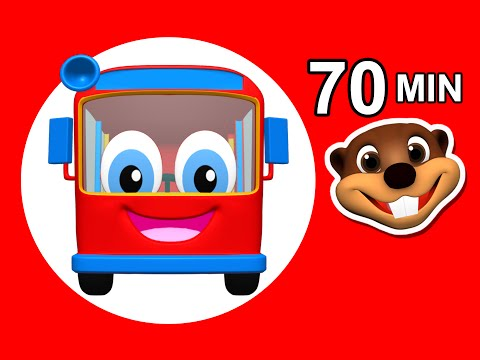 """Wheels on the Red Bus"" 