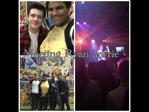 VLOG: Meeting Ryan Lawrie