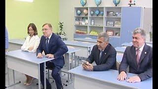 В Набережных Челнах впервые за последние 20 лет открыли новую школу