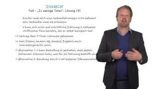 """""""scheinkonsens"""" Und Auslegung Der WillenserklÄrung   Jura Lernvideo"""