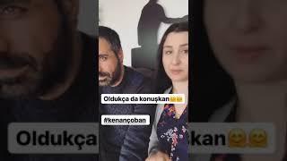 Yasemin Sakallıoğlu Kenan Çoban ile Röportaj Yapıyor