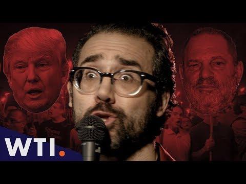 Brave Comedian Mocks Straight White Men | We The Internet TV
