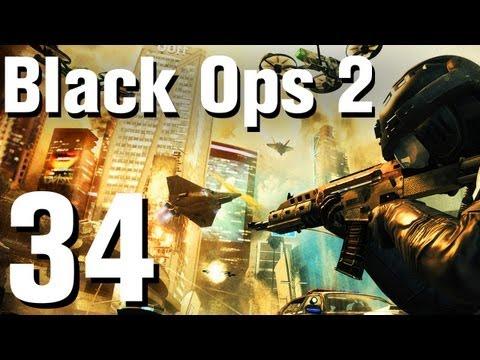 Black Ops 2 Walkthrough Part 34 - Odysseus