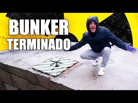 HE TERMINADO EL BUNKER DE CEMENTO... [Ninchiboy]